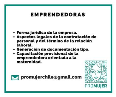 Diseñamos la estrategia jurídica para tu emprendimiento y te capacitamos en tu rol de empleadora.